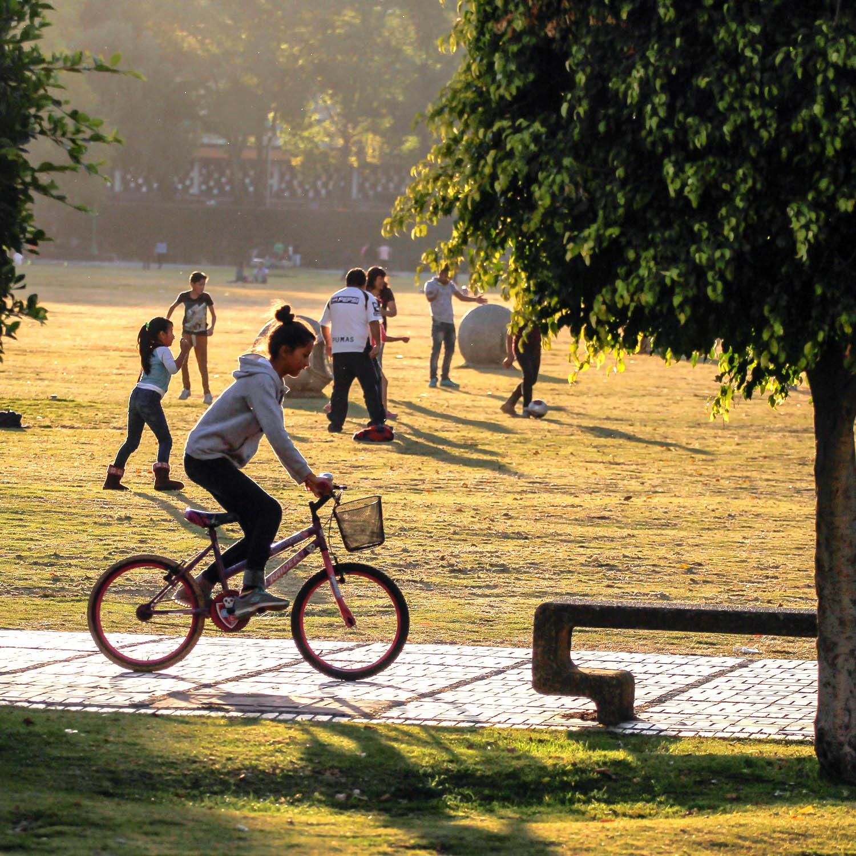 Celebra El Gobierno De La Ciudad El Mes De La Bicicleta Con