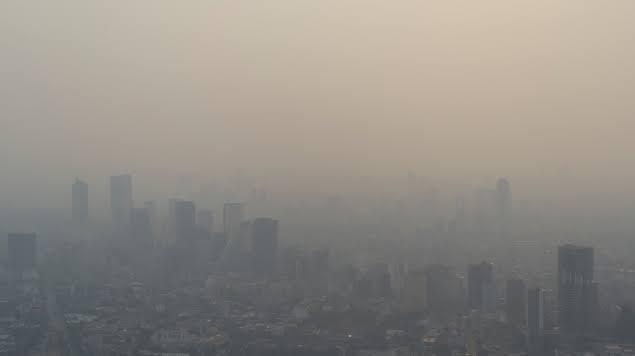 Mantienen medidas por altas concentraciones de ozono
