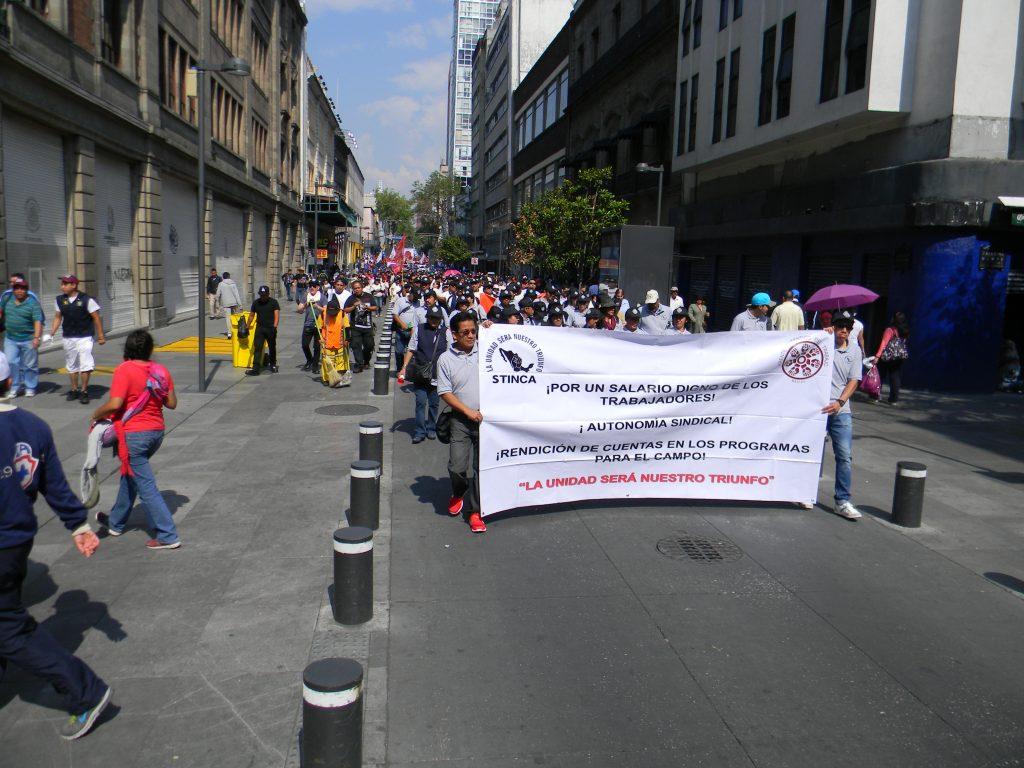 Frente Auténtico del Trabajo propone salario mínimo solidario