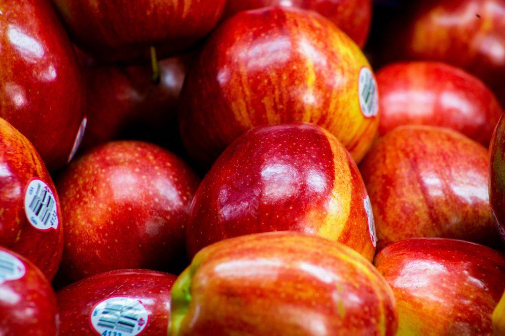Se producen 425 toneladas de fruta