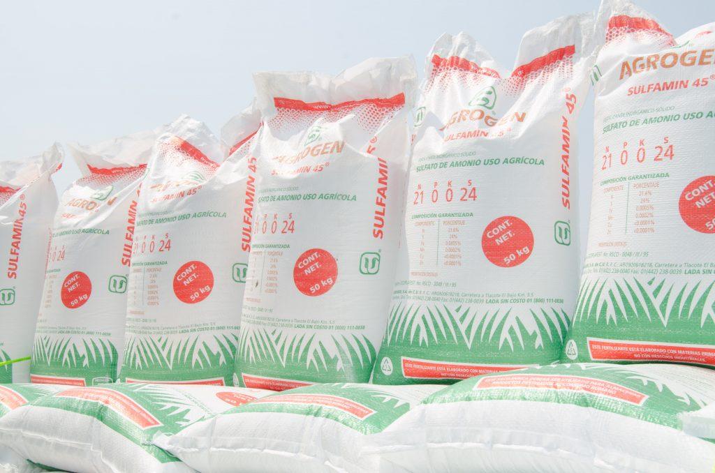 81 municipios ya cuentan con fertilizante en las bodegas