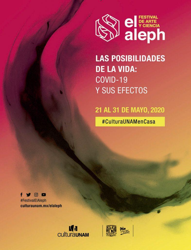 El Aleph, Festival de Arte y Ciencia, Las Posibilidades de la Vida: COVID-19
