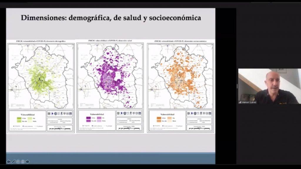 En estas zonas se concentra el 60 por ciento de población
