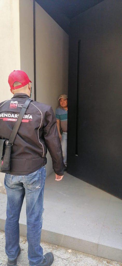 Gendarmería seguirá haciendo operativos