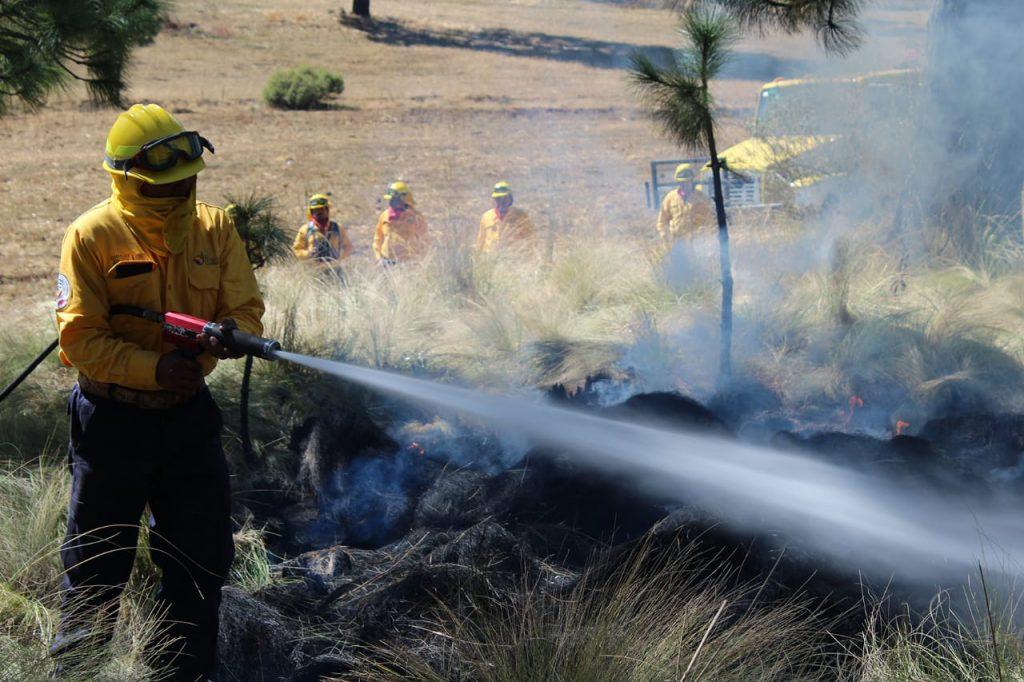 Se reporta un evento de atención especial en el estado de Michoacán