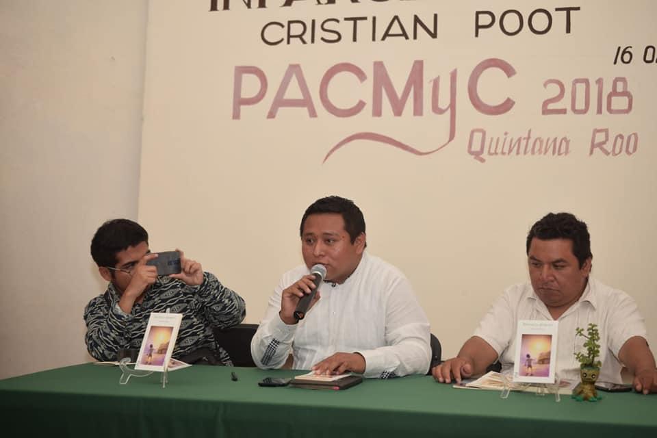 Cristian, Premio Estatal de la Juventud de Quintana Roo