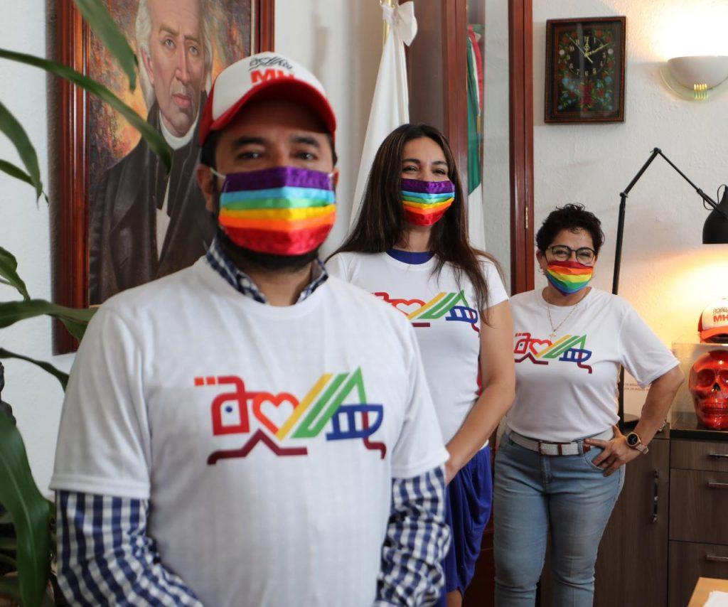 Víctor Hugo Romo Guerra respalda derechos de comunidad LGTBT