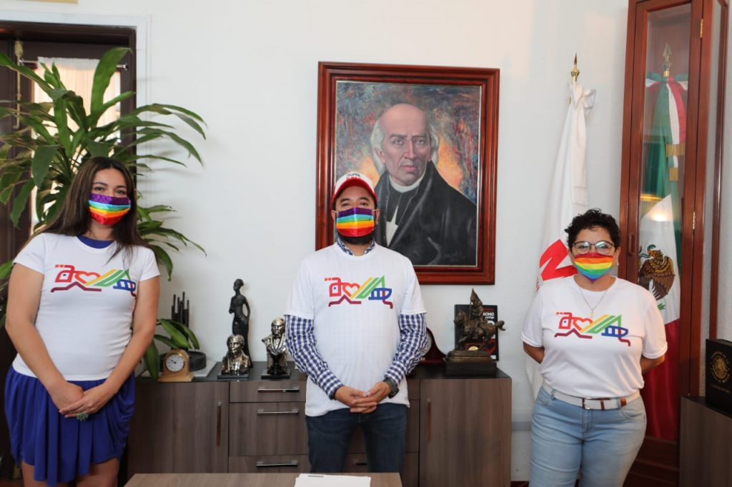 El alcalde hizo un llamado para que no exista discriminación