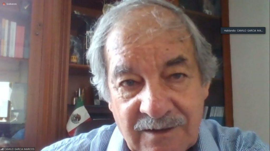 Camilo García Marcos dijo que las empresas serán exitosas