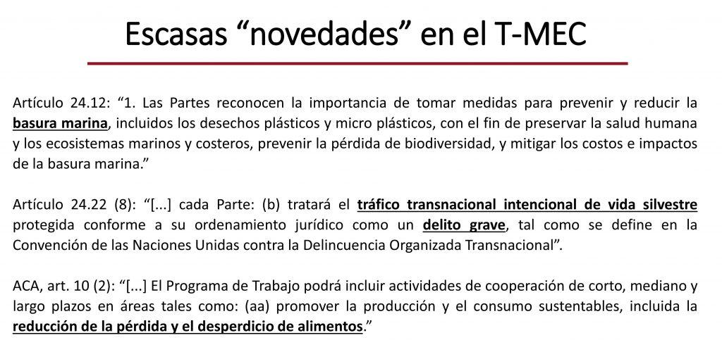 México, Estados Unidos y Canadá cooperarán en temas ambientales