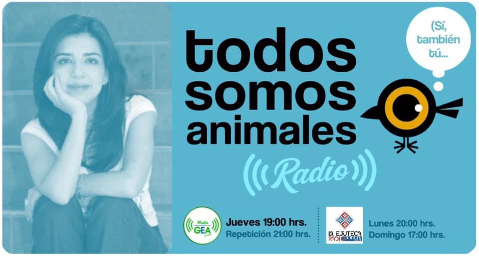 Sandra Segovia de Todos Somos Animales