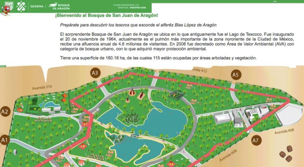 """Presenta Sedema recorridos virtuales """"Tesoros de la naturaleza"""""""