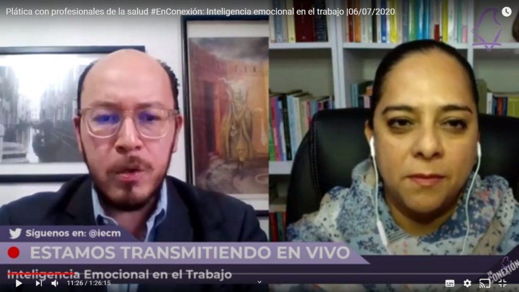 """Inicia IECM tercera temporada del conversatorio virtual """"En Conexión"""""""