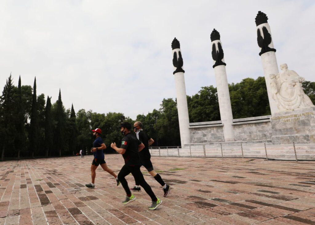 Más de 4 mil personas en Chilangos Run digital