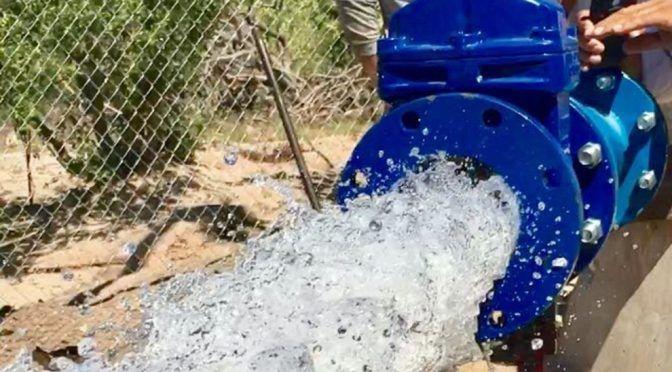 Desabasto de agua en La Paz podría agravarse