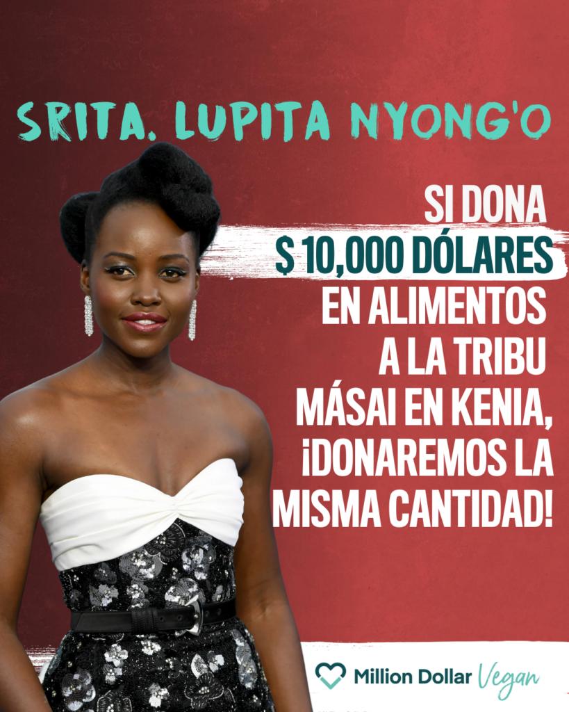 #Food4Kenya: reta a donar 10 mil dólares a buena causa