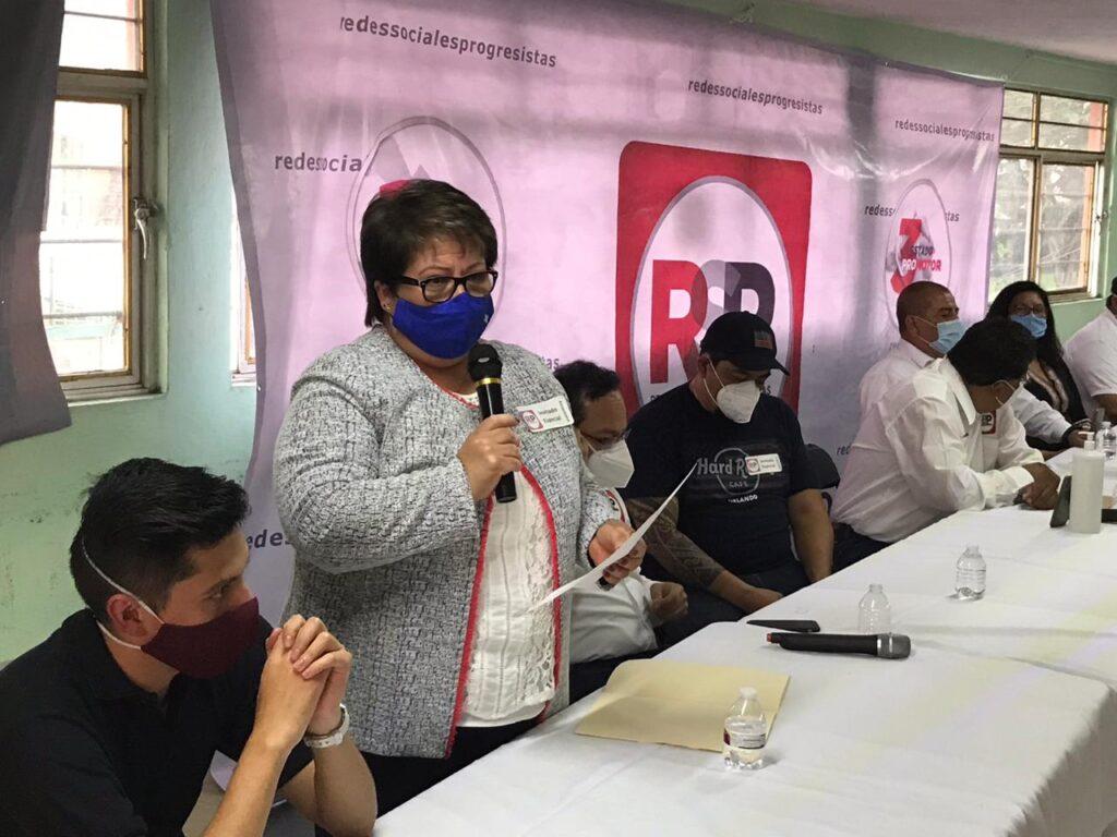 RSP suma activo político en Alcaldía Azcapotzalco
