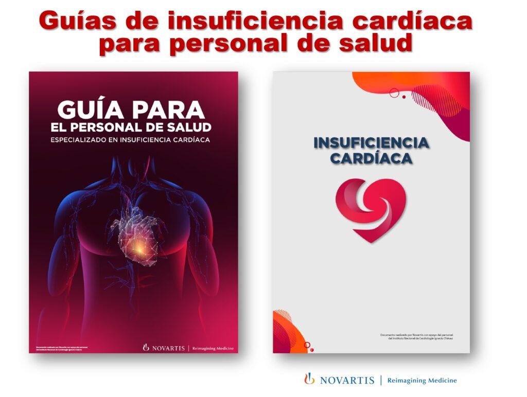 Presentan guías digitales de insuficiencia cardíaca