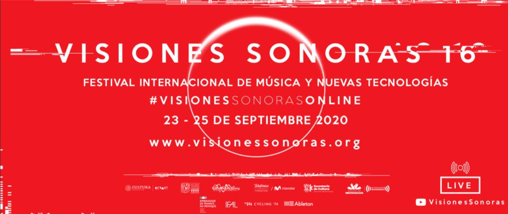 """Festival Internacional  """"Visiones Sonoras"""" será digital"""