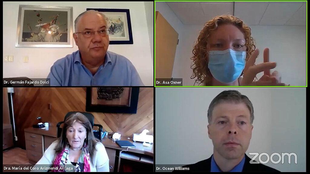 Telemedicina: alternativa  durante la pandemia
