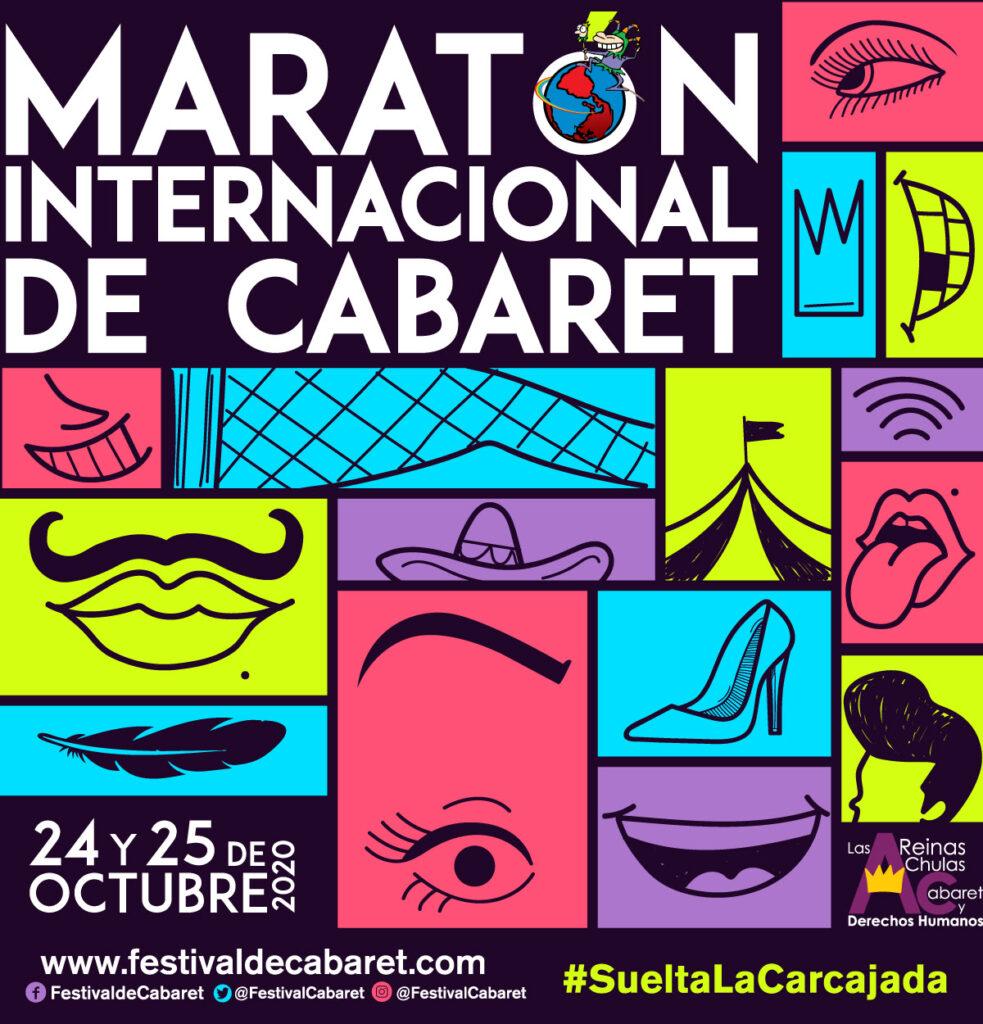 Todo listo para el Maratón Internacional del Cabaret
