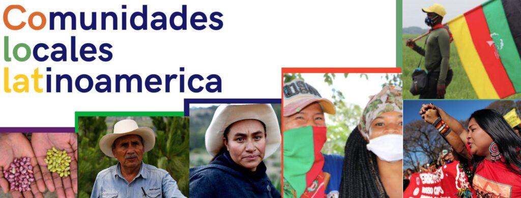 Se reúnen Comunidades locales de América Latina