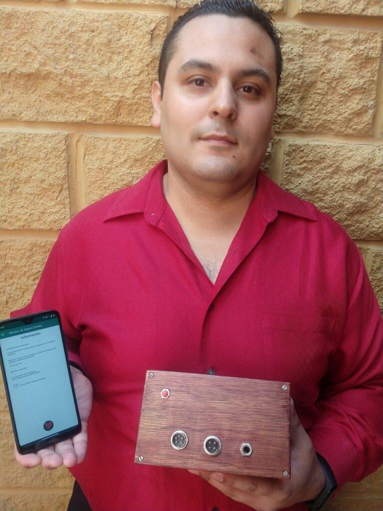 Diseñan dispositivo para detectar síntomas de Covid-19