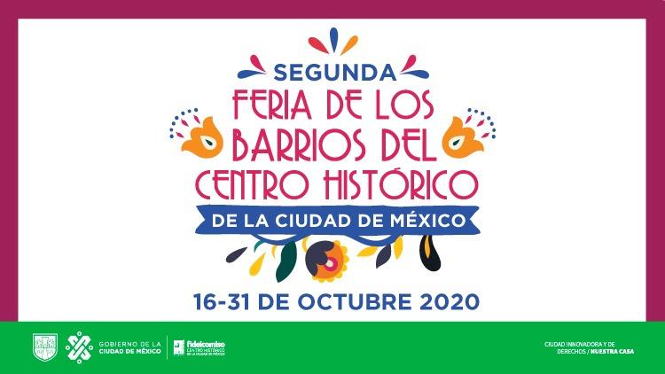 Segunda Feria de los Barrios del Centro Histórico