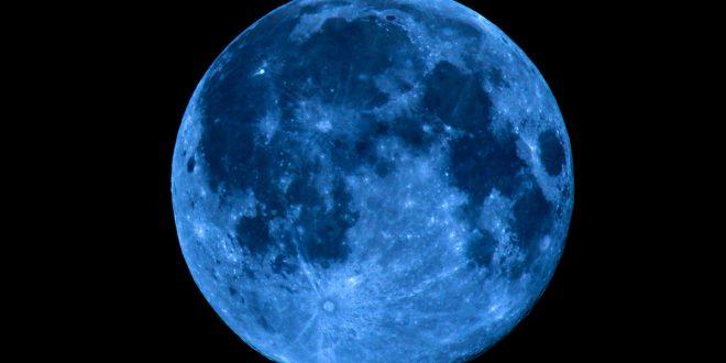 La Luna Azul de Halloween 2020: ¡un rarísimo fenómeno!