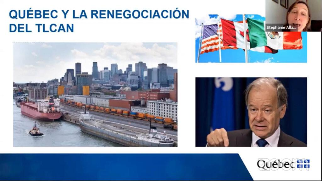 México y Quebec deben mirar más allá de las fronteras