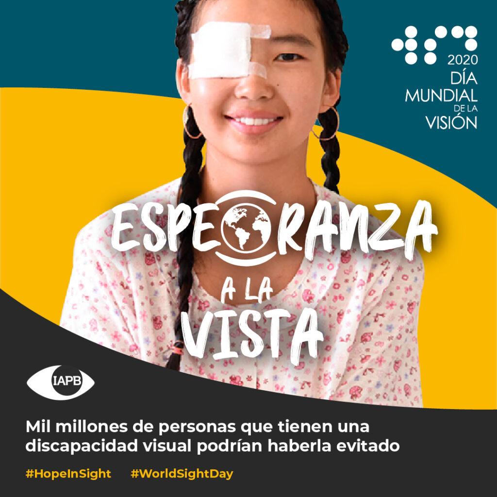 Se espera sobrecarga de pacientes con deficiencia visual