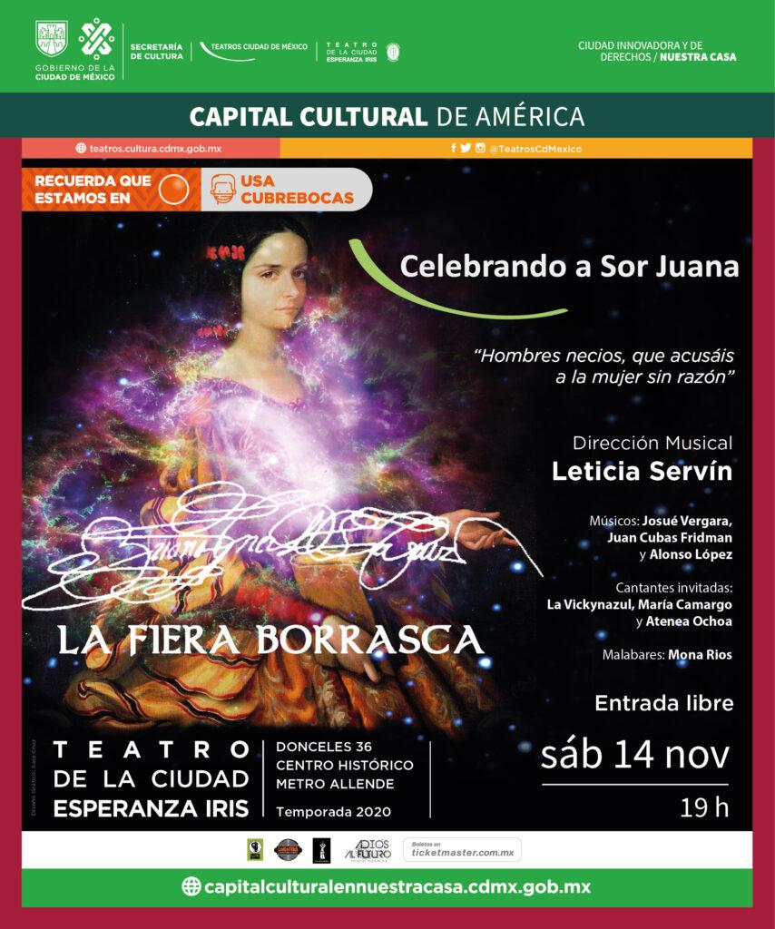 La fiera borrasca: obra de Sor Juana Inés de la Cruz