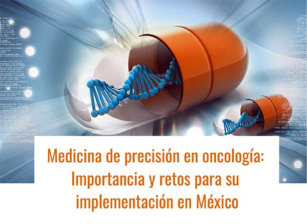 Medicina de precisión para pacientes con cáncer