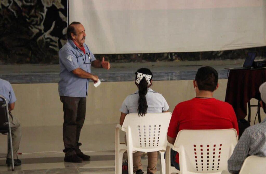 Comienza labor de educación ambiental en Islas Marías