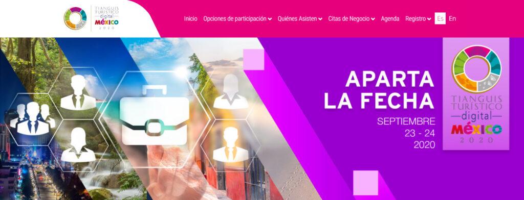 Tianguis Turístico en Mérida: hasta septiembre de 2021