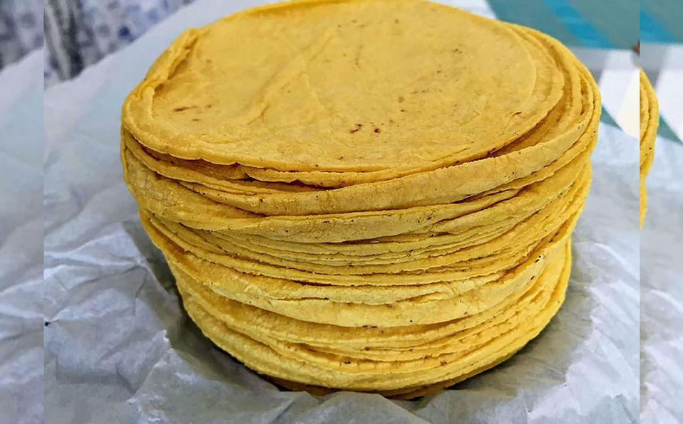 No se justifica incremento del precio de la tortilla