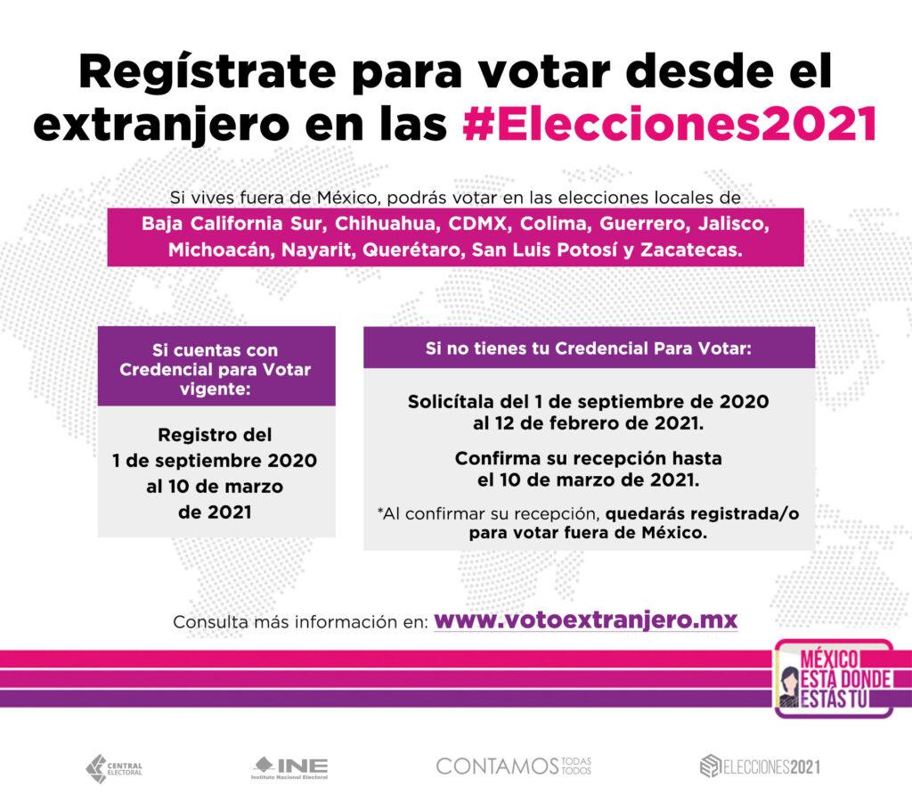 Organizan con INE taller para promover voto chilango