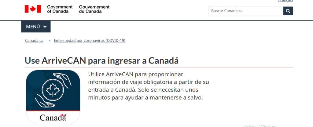 Canadá anuncia restricciones de viaje