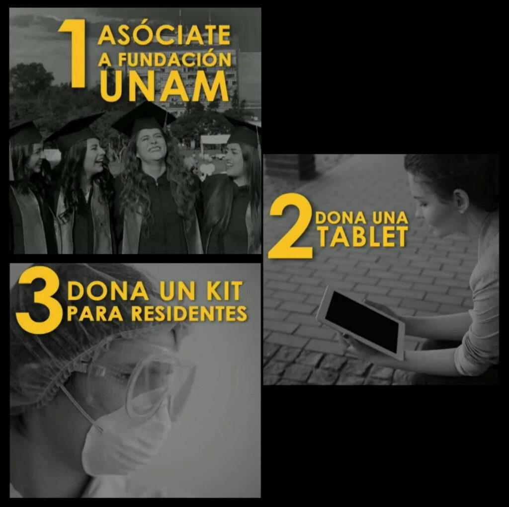 Cumple Fundación UNAM 28 años de caminar