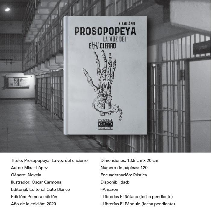 Prosopopeya: una historia de castigo y redención
