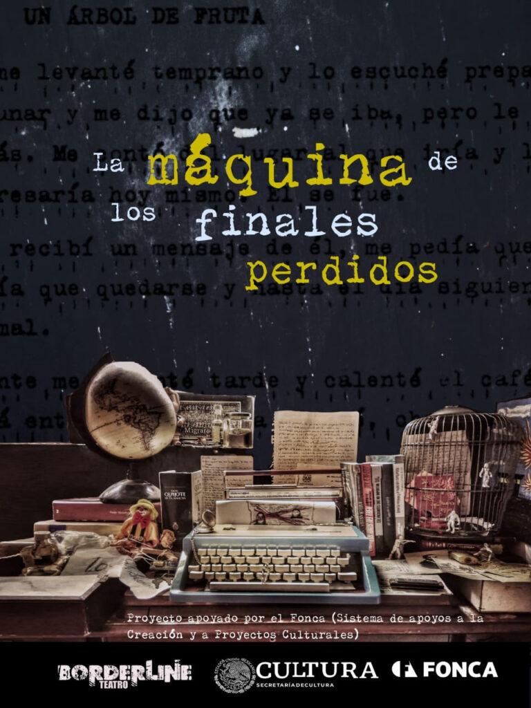 """""""Máquina de los Finales Perdidos""""  historias de migrantes"""