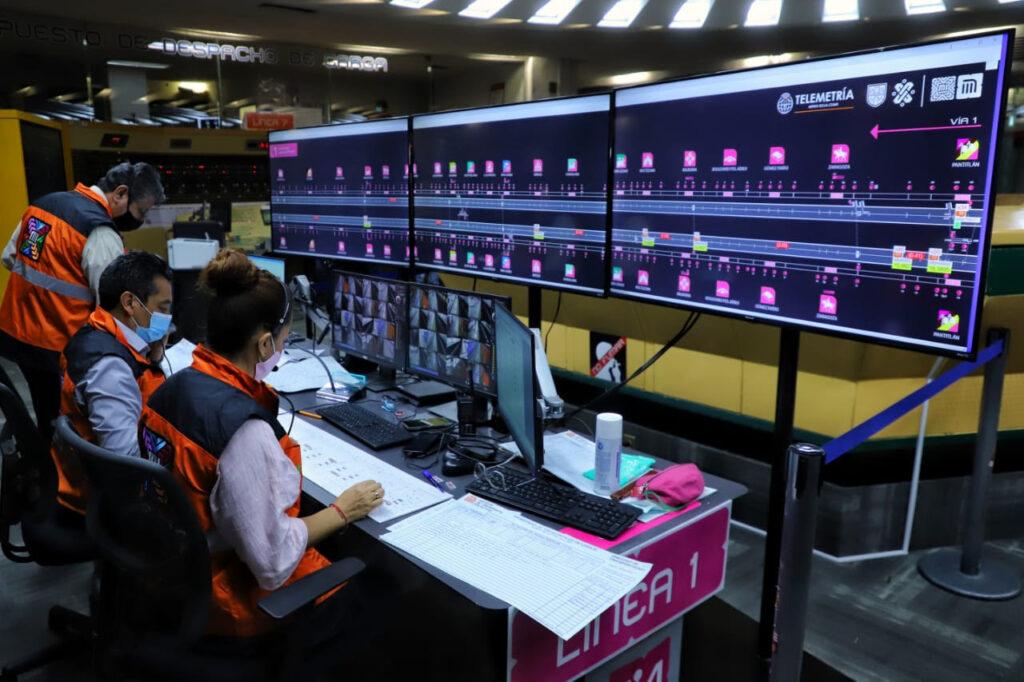 Reinicia operaciones Línea 1 del Metro este lunes 25