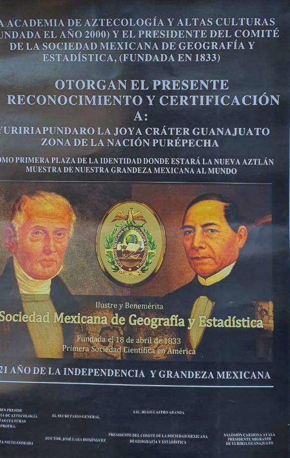 Como Nueva Aztlán le llegaron buenas noticias a Yuriria