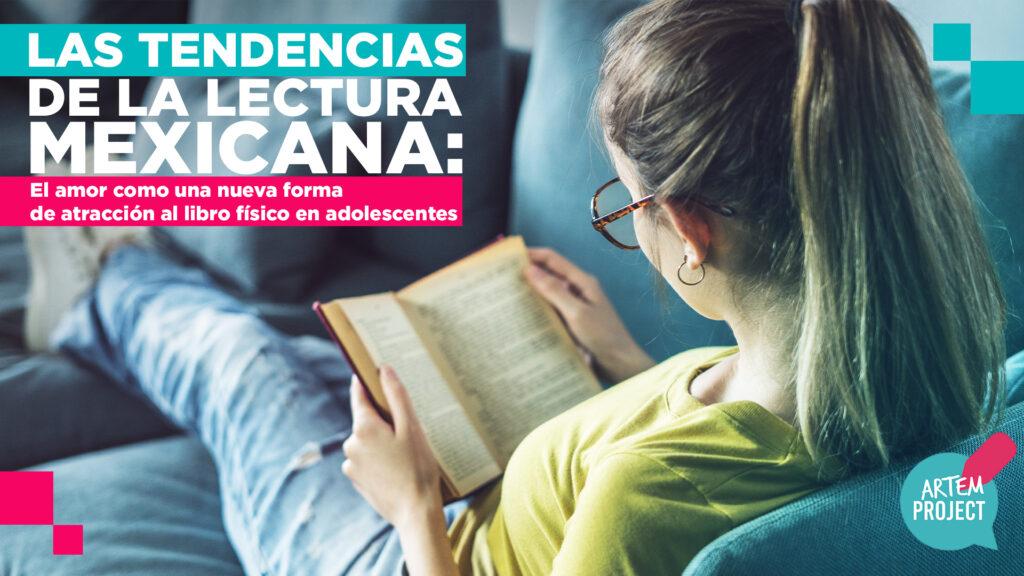 Tendencias de la lectura mexicana