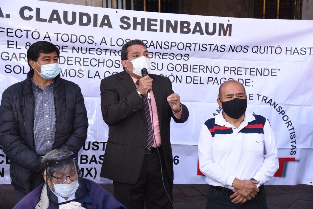 Acusa FAT  de violencia económica a Gobierno CDMX
