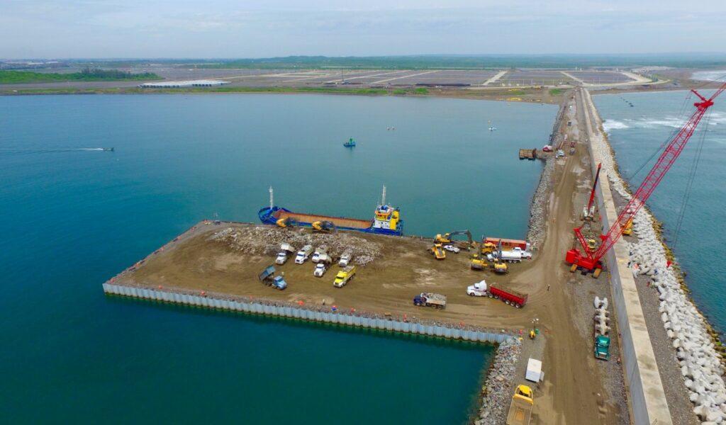 Aplauden a SCJN por revisar obras de Puerto de Veracruz
