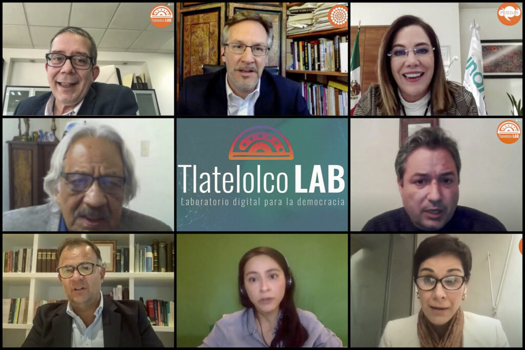 Tlatelolco Lab: nuevo laboratorio digital