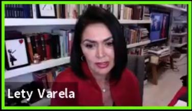 Lety Varela: precandidata de Morena a alcaldía Coyoacán