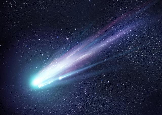 Cometa Leonard: espectáculo astronómico  2021