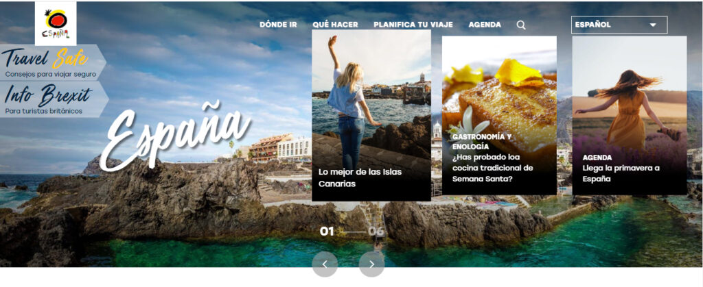 Acuerdan México y España realizar  foro de turismo